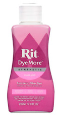 Rit Dye More Synthetic 7oz-super Pink Other Multicoloured