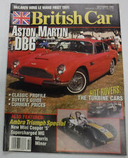 British Car Magazine Aston Martin DB6 October 1995 072315R