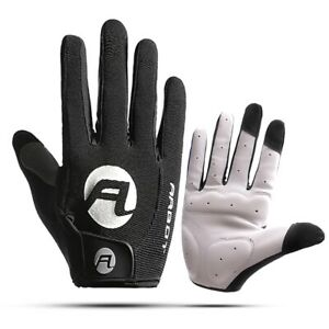 MTB Mountain Bike Full Finger Gloves - Perfect for MTB - AUSTRALIAN SELLER