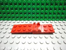 Lego 1 Red 2x8 hinge plate