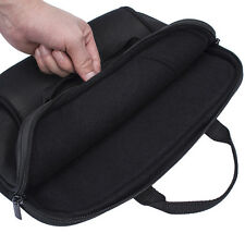"""Black Carrying Case Sleeve Bag for Kindle Fire HD 7"""" / Asus Nexus 7"""