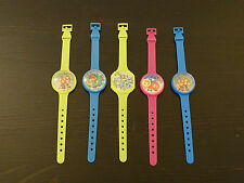 5 Watches party bag fillers toys boys girls Max £1 post