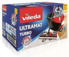 VILEDA ULTRAMAT TURBO EASY WRING  NEUHEIT  99,9% Positive Bewertungen