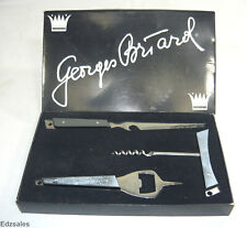 Georges Briard Mcm Bar Tool Set Knife Bottle Opener Corkscrew