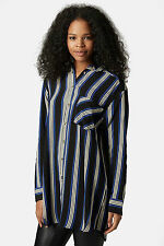Topshop Waist Length Viscose Casual Tops & Shirts for Women