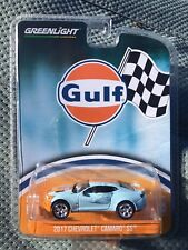 Greenlight Hobby Exclusive. 2017 Chevrolet Camaro SS.  GULF OIL