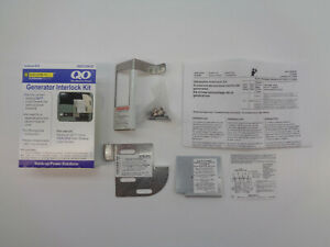 Square D QOCGK2C QOCGK2 generator interlock kit for QO panels NEW in box
