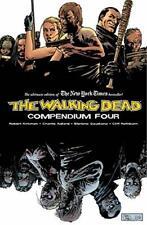 The Walking Dead Compendium Volume 4, Kirkman 9781534313408 Free Shipping..