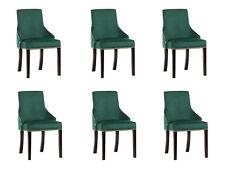 6x Design Polster Sitz Stühle Stuhl Seht Garnitur Sessel Lounge Club Set Karcz