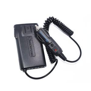 Original WOUXUN 12-24V Battery Eliminator KG-UVD1P KG-UV6D KG-689 Walkie Talkies