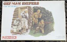 Dragon German Snipers 1:35 Model Kit #6093