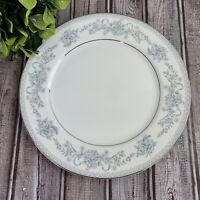 """Vintage Mikasa Dresden Rose Dinner 10 1/2"""" Plate Fine China Made in Japan L9009"""