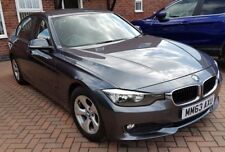2014 BMW 3 SERIES 2.0 320D EFFICIENT DYNAMICS 4 DOOR DIESEL MANUAL GREY