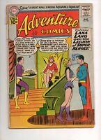 Adventure Comics #282 1ST STAR BOY! 5TH LEGION SUPER-HEROES GVG 3.0 1961 AQUAMAN