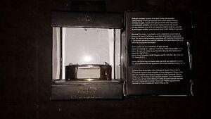 Garmin Vivofit Signature Series Glam Bangle - Gold (010-12149-30) Brand New