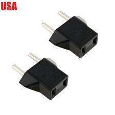 (110V to 220V) 2pcs 220V plug adapter USA to EU/ travel adapter/ converter/korea