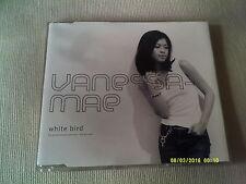 VANESSA MAE - WHITE BIRD - 2 TRACK PROMO CD SINGLE - AIRSCAPE REMIX