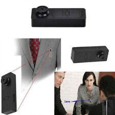 NEW Mini Camera Button Video Recorder Hidden Safe Camcorder Pinhole DVR