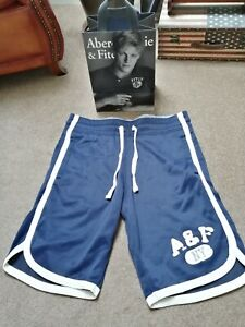 Abercrombie and Fitch NEW Men's Sports Shorts 'M' BNWT