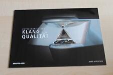 99188) Mercedes AMG Bang & Olufsen Prospekt 201?