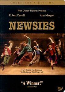 Newsies Robert Duvall Christian Bale New DVD Region 4
