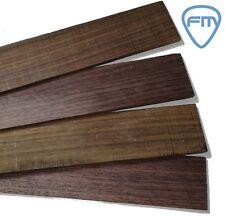 Indian Rosewood Fretboard Fingerboard For Guitar - Grade A
