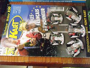 Karting Kart Mag n°91 06/2005 Le X30 Spirgel