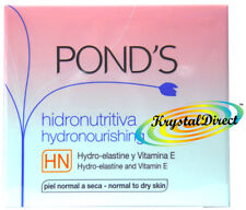 Ponds Hydro Nourishing 50ml Vitamin E & Hydro Elastine Dry Skin Face Cream