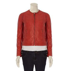 SIENNA DE LUCA Leather Jacket BNWT