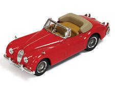 Ixo Models 1:43 CLC 238 Jaguar XK 140 Convertible 1956 Red NEW
