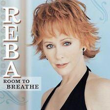 REBA MCENTIRE  Room to Breathe  SEALED NEW CD WITH LYRICS