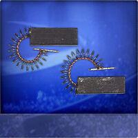 Escobillas de Carbón Carbones Motor Lavamat para AEG 6216 ,62300 W,Wn ,62310