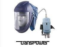 Air Fed Mask Willson MV2 Like Devilbiss MPV 623 Visor Belt Breathing Air Set