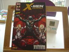 X-MEN UNIVERSE N°16 TBE TRAHISON DANS LE TRIANGLE DES BERMUDES