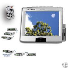 TVC 6.4RM 160W MAJESTIC AUTORADIO TV