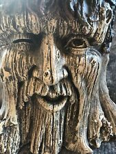 Latex Mould for making stunning large Tree Face plant Pot/stand