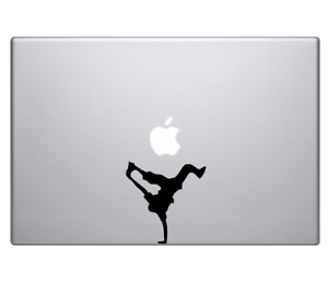 "Hip Hop Dancer Macbook Sticker Decal Skin Cover for Apple Macbook Air Pro 13"" 15"