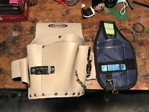 mcguire nicholas tool pouch W/ Extra Pouch
