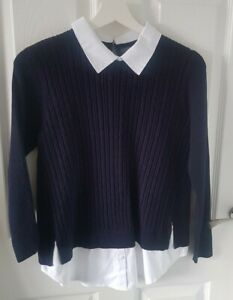 Womens Papaya Size 10 Petite BNWT In One Shirt And Jumper