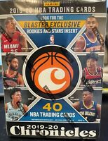 2019-2020 Panini Chronicles NBA Basketball Blaster Box BRAND NEW SEALED IN HAND