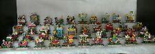 Simpsons Christmas Express Train Complete Set of 40