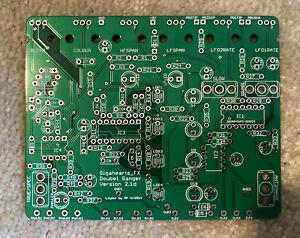 Gigahearts_FX Doubel Ganger (Lovetone Doppelganger) PCB DIY