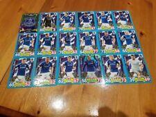 Everton Football Trading Cards 2017-2018 Season