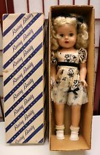 "20"" Raving Beauty Doll In Original Box by Artisan Novelty Co Hard Plastic Walker"