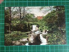 Old postcard of Jesmond Dean, Newcastle upon Tyne , Tyne & Wear (3896)