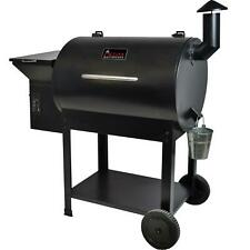 Activa Griglia Pelletsmoker XXL Affumicatore BBQ Barbecue 10 KG Pellet Faggio