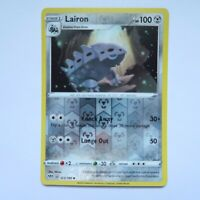 122/189 Lairon REVERSE HOLO | Pokemon Trading Card Game TCG | Darkness Ablaze