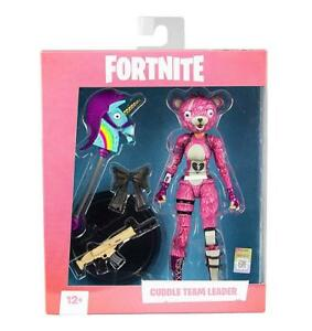 Fortnite Cuddle Team Leader 7 inch Action Figure by McFarlane Toys