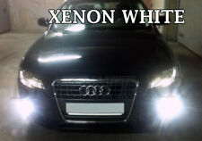 Audi A4 B8 B8.5 Saloon Avant LED Fog Light Bulbs - XENON 6000K WHITE ERROR FREE