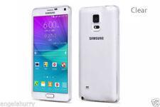2X Clear TPU Hard Bumper Matte Hard Case Cover for Samsung Galaxy S5